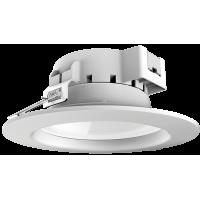 Даунлайт светодиодный DL-2041 20Вт 160-260В 4000К 1600Лм 180/155мм белый SMD