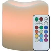 Декоративная свеча  Feron FL084 c RGB LED подсветкой, с пультом управления