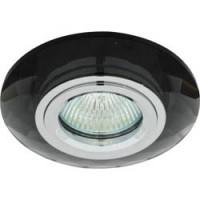 Светильник встраиваемый Feron 8050-2 потолочный MR16 G5.3 серый