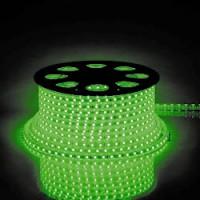 Cветодиодная LED лента Feron LS704, 60SMD(3528)/м 4.4Вт/м 100м IP68 220V зеленый