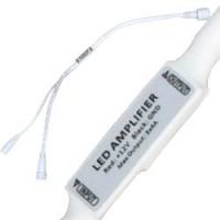 Усилитель для светодиодной ленты (мультиколор) 12V MAX^144w c разъемами  LD107,  LD52