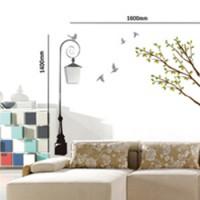 Светильник с декоративной наклейкой Feron NL62 220V