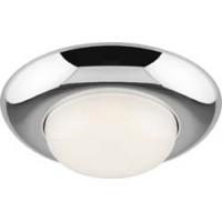 Светильник встраиваемый Feron 2767 потолочный R39 E14 хром