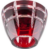 Светильник встраиваемый Feron CD2112 потолочный JCD9 G9 прозрачно-красный