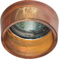 Светильник встраиваемый Feron CD2720 потолочный MR16 G5.3 прозрачно-красный