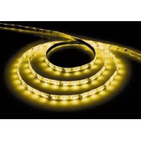 Cветодиодная LED лента Feron LS603, 60SMD(3528)/м 4.8Вт/м  1м IP20 12V желтый m(27604)
