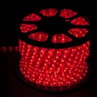 Дюралайт светодиодный Feron LED-F3W 3-х жильный , синий-красный 2,88Вт/м 72LED/м 50м 220V