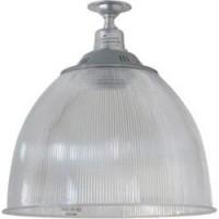 """Прожектор Feron HL31 (14"""") купольный 60W E27 230V, серый"""