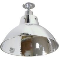 """Прожектор Feron HL38 (22"""") купольный 100W E27/E40 230V, металлик"""