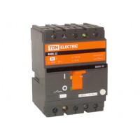 Автоматический выключатель ВА88-33 3Р 100А 35кА TDM