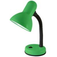 Светильник настольный на основании 60Вт, E27 зеленый TDM