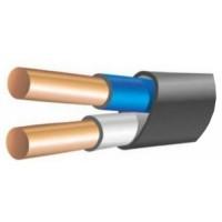 Кабель ВВГ-П нг(А)-LS 2х2,5 ок(N)-0,66 ГОСТ (100м) TDM