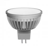 Лампа светодиодная MR16-3 Вт-230 В-3000 К–GU5,3 Народная