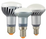 Лампа светодиодная R63-9 Вт-220 В -4000 К–E27 TDM