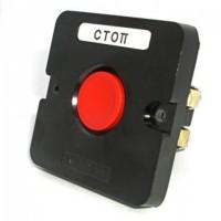 ПКЕ 112-1 красный IP40 TDM