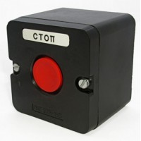 ПКЕ 212-1 красный IP40 TDM