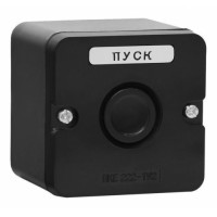 ПКЕ 222-1 черный IP54 TDM