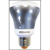 Лампа энергосберегающая КЛЛ- R80-11 Вт-2700 К–Е27 TDM