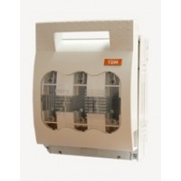 Выключатель-разъединитель с функцией защиты ПВР 00 3П 160A TDM