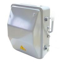 """Ящик с блоком """"рубильник-предохранитель"""" ЯБПВУ-100А IP54 (с ПН-2) TDM"""