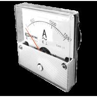 Амперметр А80Н 1500А/5А-2,5, трансформаторного включения, (без поверки), TDM