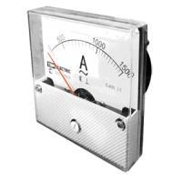 Амперметр А80Н 600А/5А-2,5, трансформаторного включения, (без поверки), TDM