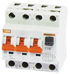 АВДТ 63 4P C32 100мА - Автоматический Выключатель Дифференциального тока TDM