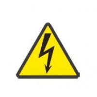 "Символ ""Молния"" (треугольник) 100х100х100мм TDM"