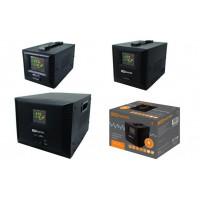 Стабилизатор напряжения СНР1-1-5 кВА электронный переносной TDM