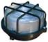 Светильник НПП 03-100-005.04 У3 (корпус и защитная  сетка-квадрат, черный) TDM