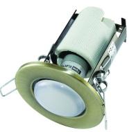 Светильник встраиваемый СВ 01-02 R39 40Вт Е14 бронза TDM