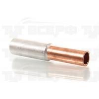 Гильза GTL-240/185 медно-алюминиевая соединительная TDM