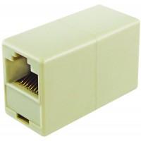 Компьютерный проходник (гнездо-гнездо) 8P8C, инд. упаковка TDM
