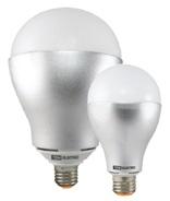Лампа светодиодная Груша - 12 Вт - 220 В - 3000 К – E27 TDM