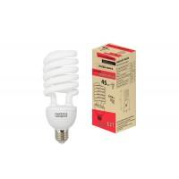 Лампа люминесцентная НЛ-HS-45 Вт-2700 К–Е27
