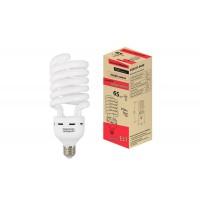 Лампа люминесцентная НЛ-HS-55 Вт-6500 К–Е27