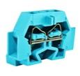 Микроклемма модульная МКМ 1,5мм2 синяя TDM
