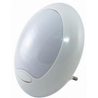 """Ночник """"Хамелеон""""  D 85  с выключателем,белый, 0,5 Вт, 220 В TDM"""