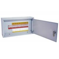 Осветительный щиток с выключателем ОЩВ-12 (63А/16А) 220х400х120мм TDM