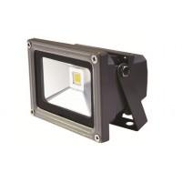 Прожектор светодиодный СДО10-1 10Вт, серый,TDM