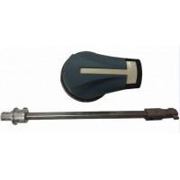 Рукоятка для установки на дверь (с удлинительной осью L=200мм) для РМВ TDM