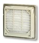Вентиляционная решетка с фильтром для вентилятора SQ0832-0012 (250 мм) TDM