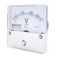 Вольтметр В80П 500В-2,5, прямого включения, (поверенный), TDM