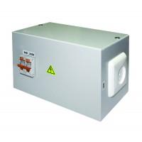 Ящик с трансформатором понижающим ЯТП-0,25 380/36-3авт. TDM