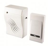 Звонок беспроводной в розетку ЗБР-11/1-36М (36 мелодий, кнопка IP30, AC 230V) TDM