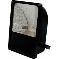 Прожектор металогалогенный SP70 150W 230V R7S с пускателем, черный 282*212*175мм
