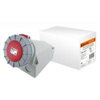 Розетка наружной установки IP67 16А 3Р+РЕ+N 380В TDM